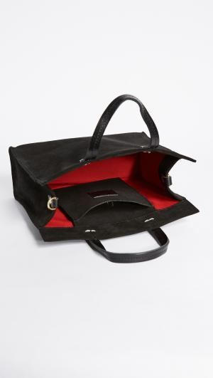 Petit Simple Tote with Strap Clare V.