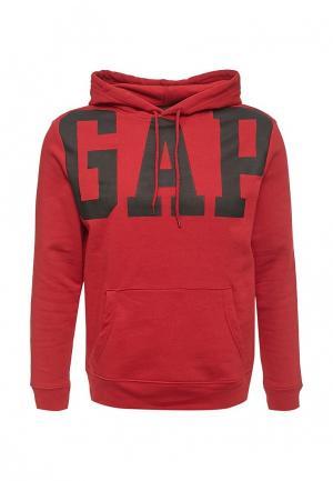 Худи Gap. Цвет: красный