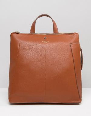 Fiorelli Повседневный рюкзак на молнии Finley. Цвет: коричневый