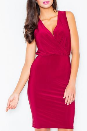 Платье Figl. Цвет: deep red