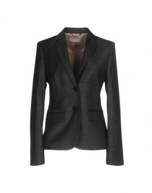 Пиджак STRENESSE. Цвет: свинцово-серый