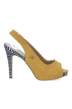 Босоножки REPLAY FOOTWEAR. Цвет: 1212, mustard
