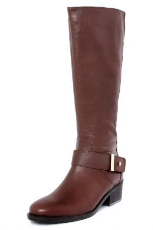 High boots GIANNI GREGORI. Цвет: brown