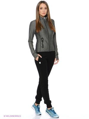 Куртка WT PWRSHAPE Jacket Puma. Цвет: серый