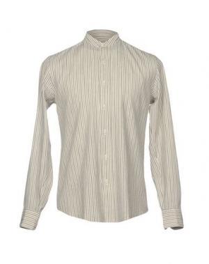 Pубашка SALVATORE PICCOLO. Цвет: слоновая кость