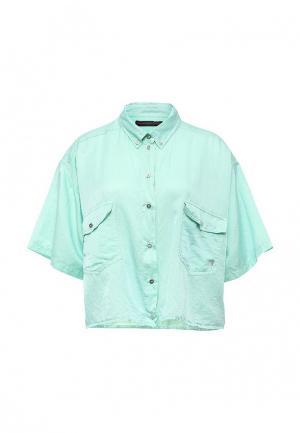 Блуза Trussardi Jeans. Цвет: мятный
