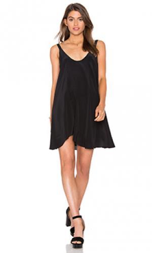 Платье harira Rory Beca. Цвет: черный