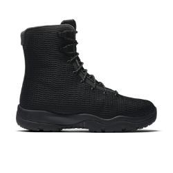 Мужские ботинки Jordan Future Nike. Цвет: черный