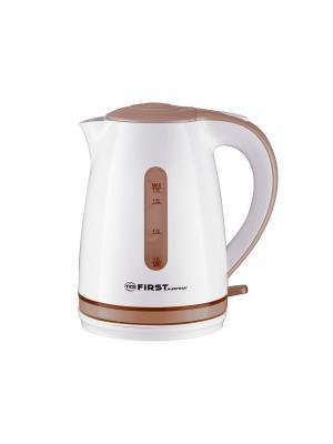 Чайник FIRST 5427-9 Емкость: 1.7 л . Мощность: 2200 Вт White. Цвет: белый