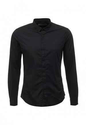 Рубашка Gianni Lupo. Цвет: черный