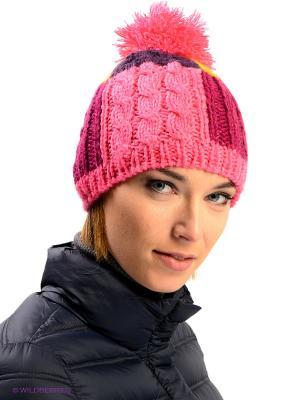 Шапка Imojo. Цвет: розовый, желтый, фиолетовый, фуксия
