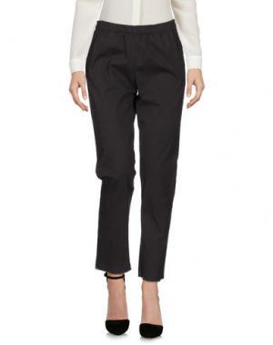 Повседневные брюки C.Y.H. CLAP YOUR HAND. Цвет: стальной серый