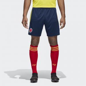 Домашние игровые шорты сборной Колумбии  Performance adidas. Цвет: желтый