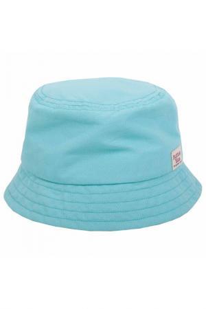 Панама Button Blue. Цвет: ментоловый