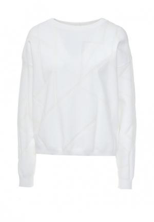 Джемпер Armani Exchange. Цвет: белый