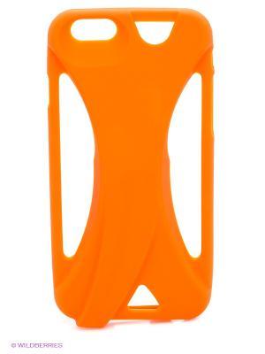 Чехол для iphone 6 WB. Цвет: оранжевый
