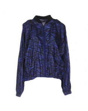 Куртка RUSSELL ATHLETIC. Цвет: темно-фиолетовый
