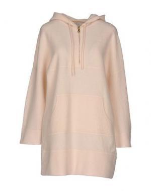 Короткое платье MIGUEL PALACIO for HOSS INTROPIA. Цвет: бежевый