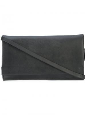 Сумка-кошелек на плечо Isaac Reina. Цвет: телесный