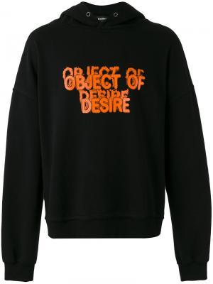 Толстовка Object of Desire Misbhv. Цвет: чёрный
