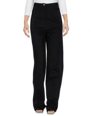 Джинсовые брюки LEMAIRE. Цвет: черный