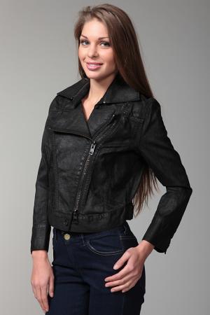 Куртка, воротник L.G.B.. Цвет: черный