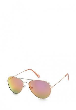 Очки солнцезащитные Acoola. Цвет: золотой