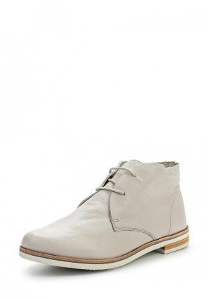 Ботинки Caprice. Цвет: серый