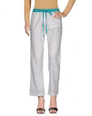 Повседневные брюки OPALINE. Цвет: белый