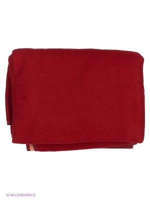 Одеяло Сукно. Цвет: темно-красный