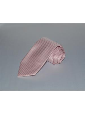 Галстук Sergio Bellini. Цвет: розовый