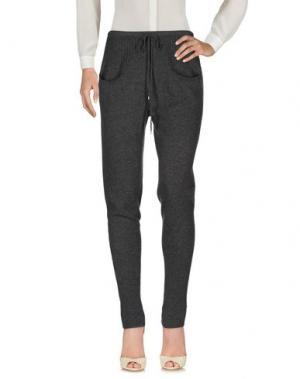 Повседневные брюки GRAN SASSO. Цвет: серый