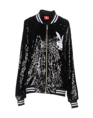 Куртка JOYRICH. Цвет: черный