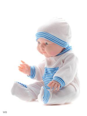 Кукла-пупс, Данечка 38см Lisa Jane. Цвет: белый