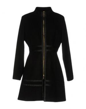 Пальто LA KORE. Цвет: черный