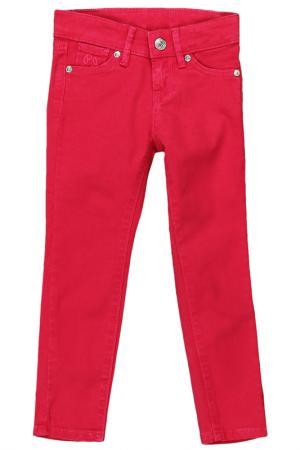 Джинсы скинни Pepe Jeans. Цвет: розовый