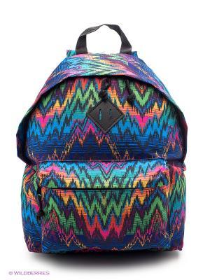 Рюкзак UNION. Цвет: голубой, розовый, салатовый