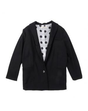 Пиджак LE PETIT COCO. Цвет: черный