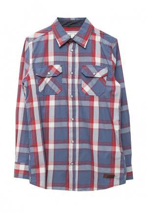 Рубашка Esprit. Цвет: синий