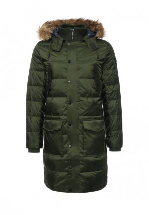Куртка утепленная Featuring. Цвет: зеленый