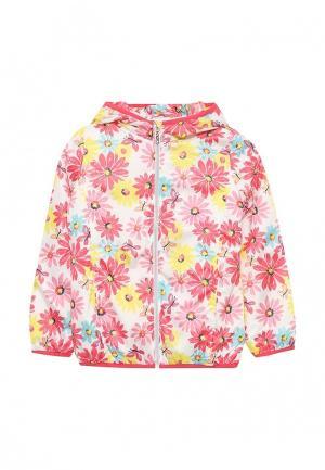 Куртка Blukids. Цвет: разноцветный