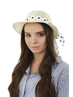 Шляпа Happy Charms Family. Цвет: белый, черный