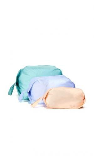 Набор сумок 3D на молнии BAGGU