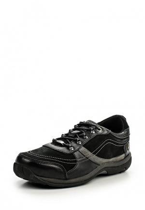 Ботинки трекинговые Woodland. Цвет: черный