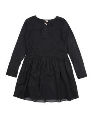 Платье SWILDENS. Цвет: черный