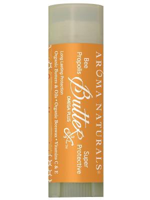 Помада для губ Медовый апельсин,4 гр Aroma Naturals. Цвет: белый