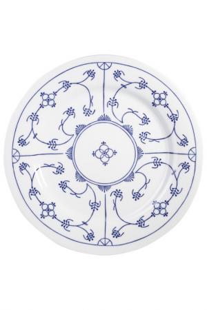 Тарелка обеденная, 26 см KAHLA. Цвет: белый