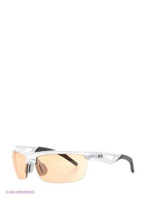 Солнцезащитные очки LM 500 03 La Martina. Цвет: серебристый