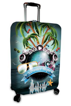 Чехол на чемодан SOVA COVER. Цвет: none
