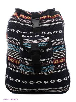 Рюкзак ручной работы Indira. Цвет: серо-голубой, серый